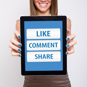 Like, Comment, Share - Not All Social Media Engagement Is Equal | Exactly Write Blog