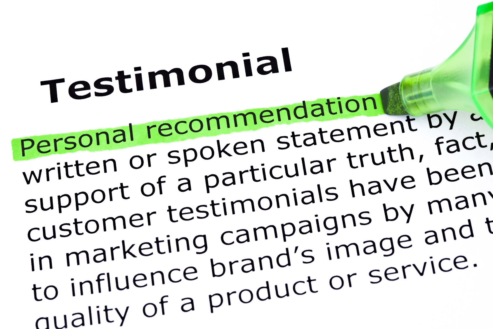 7 Ways to Use Testimonials That You May Have Never Thought Of