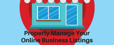 Manage Online Business Listings